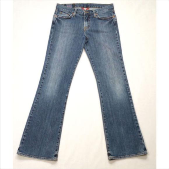 Lucky Brand Denim - LUCKY BRAND Boot Cut Jeans Sweet N Low 1692E2